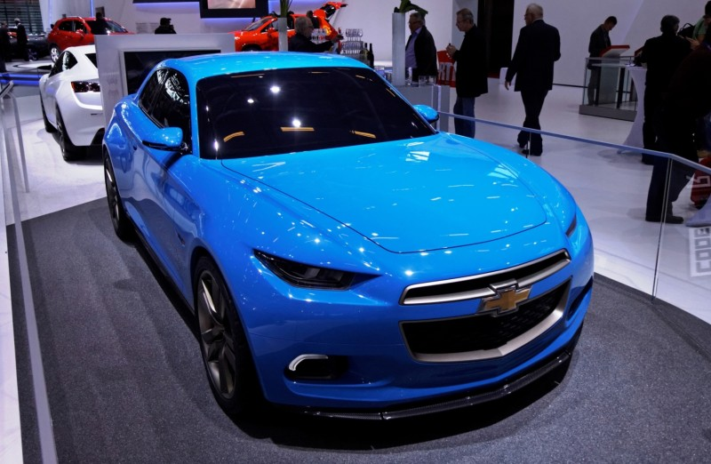 2012 Chevrolet Code 130R Is Rear-Drive, 1.4L Turbo Coupe That Will Never Exist 10