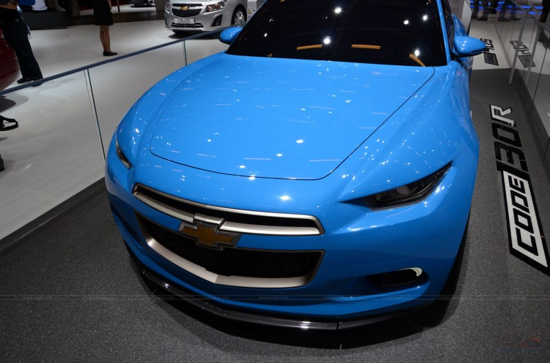 2012 Chevrolet Code 130R Is Rear-Drive, 1.4L Turbo Coupe That Will Never Exist 11
