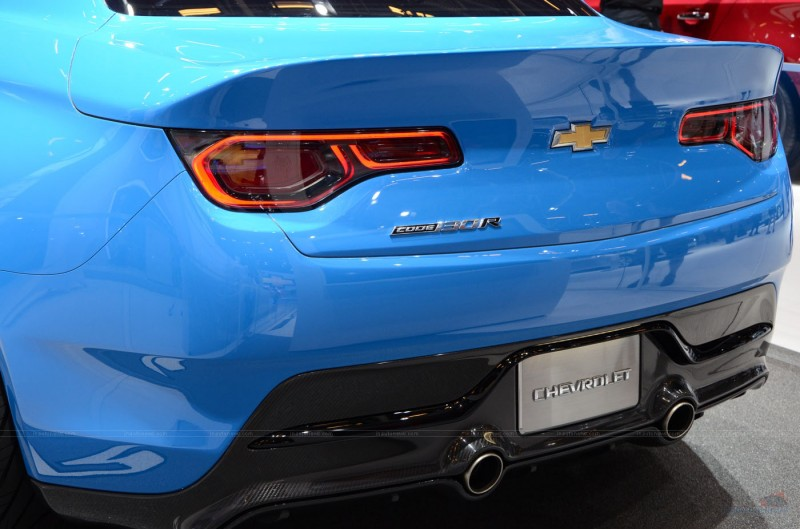 2012 Chevrolet Code 130R Is Rear-Drive, 1.4L Turbo Coupe That Will Never Exist 12