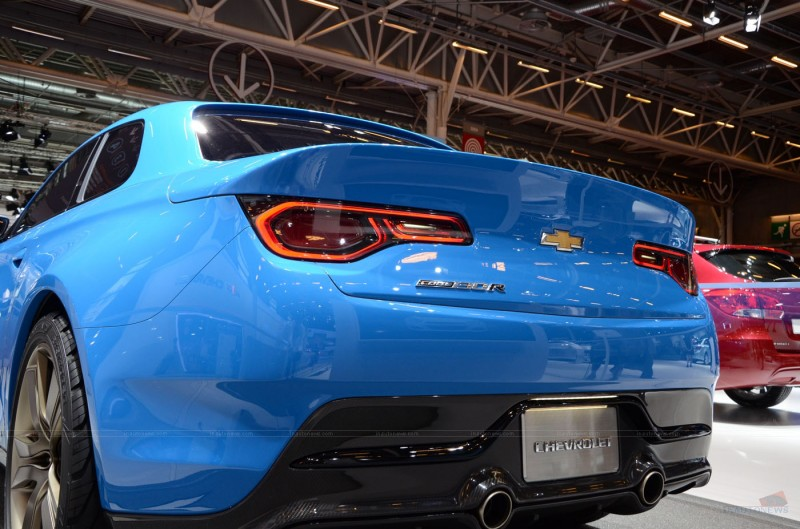 2012 Chevrolet Code 130R Is Rear-Drive, 1.4L Turbo Coupe That Will Never Exist 13
