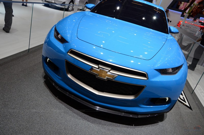 2012 Chevrolet Code 130R Is Rear-Drive, 1.4L Turbo Coupe That Will Never Exist 15