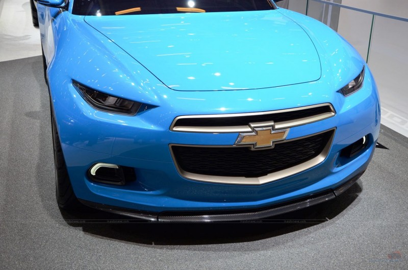 2012 Chevrolet Code 130R Is Rear-Drive, 1.4L Turbo Coupe That Will Never Exist 16
