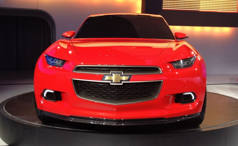 2012 Chevrolet Code 130R Is Rear-Drive, 1.4L Turbo Coupe That Will Never Exist 2