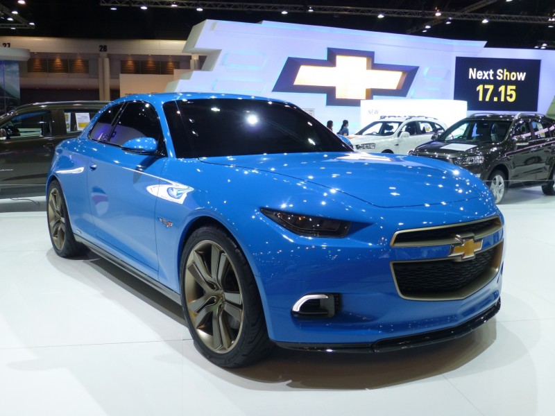 2012 Chevrolet Code 130R Is Rear-Drive, 1.4L Turbo Coupe That Will Never Exist 22