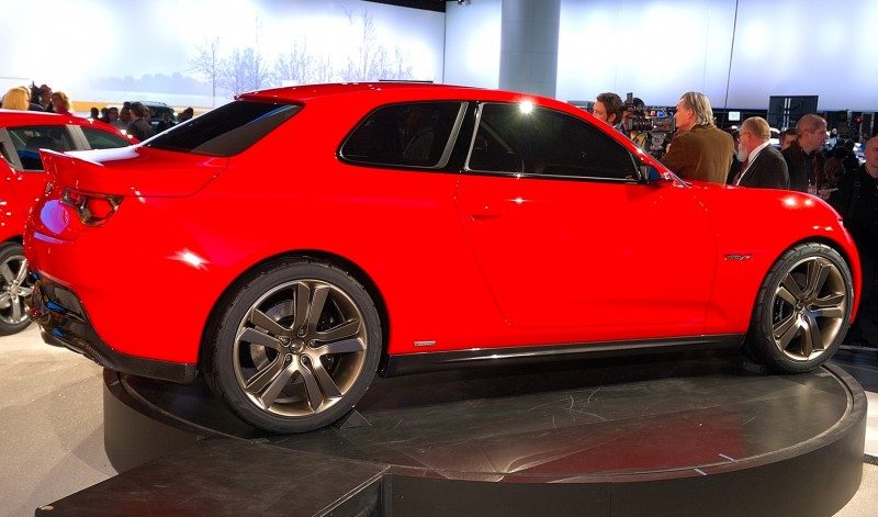 2012 Chevrolet Code 130R Is Rear-Drive, 1.4L Turbo Coupe That Will Never Exist 4