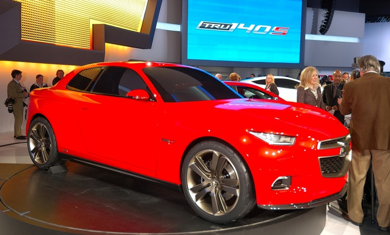 2012 Chevrolet Code 130R Is Rear-Drive, 1.4L Turbo Coupe That Will Never Exist 6