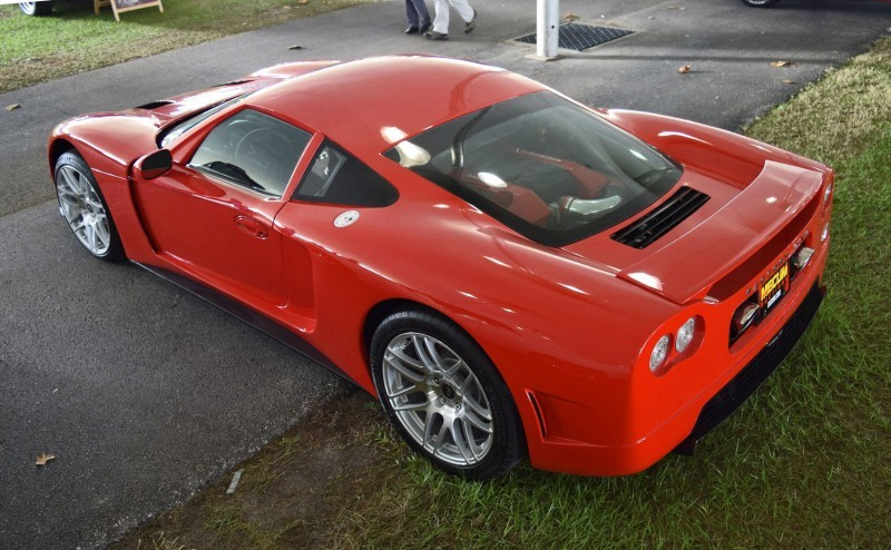 2012 Factory Five GTM Road Special 23