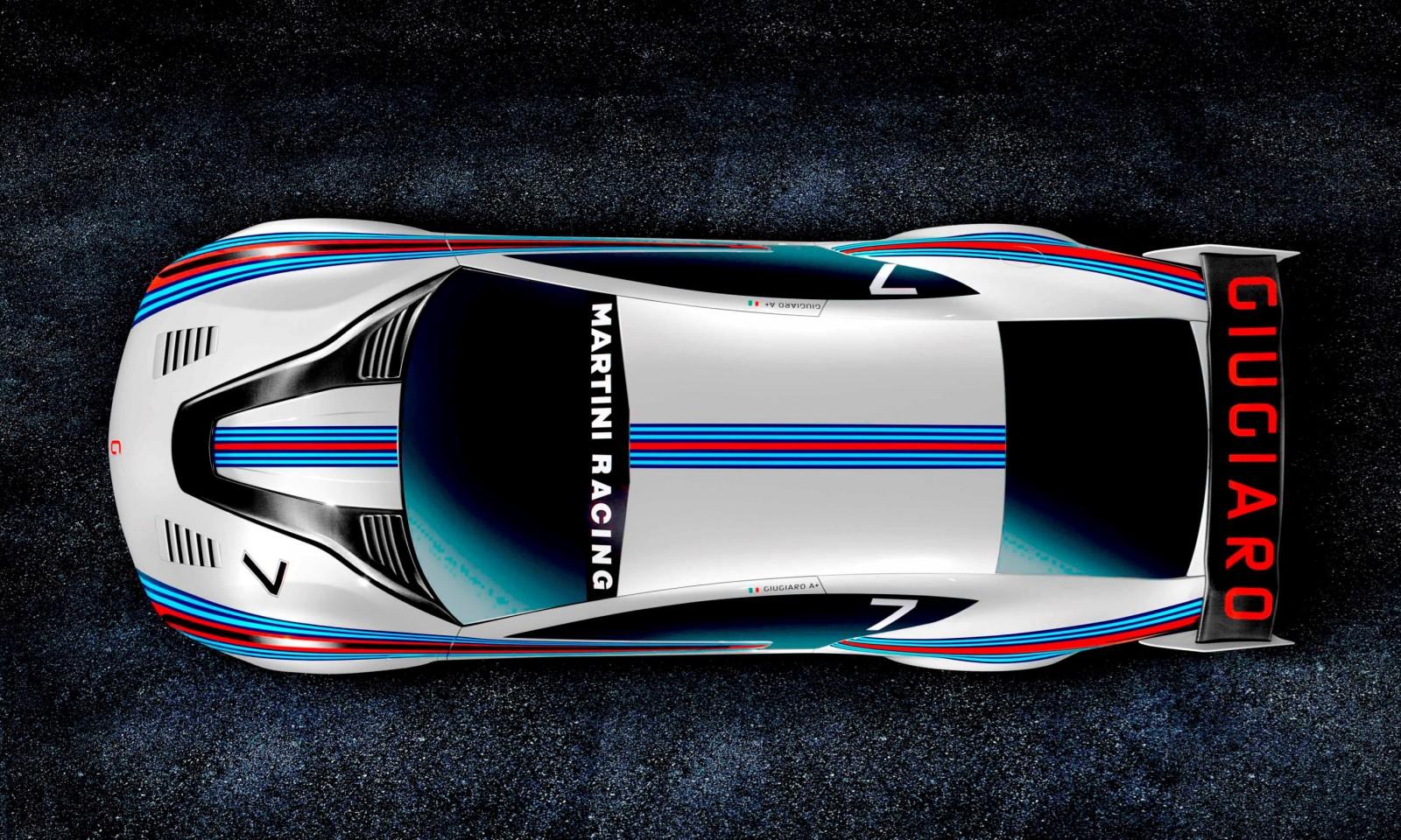 2012 Giugiaro BRIVIDO Martini Racing 10
