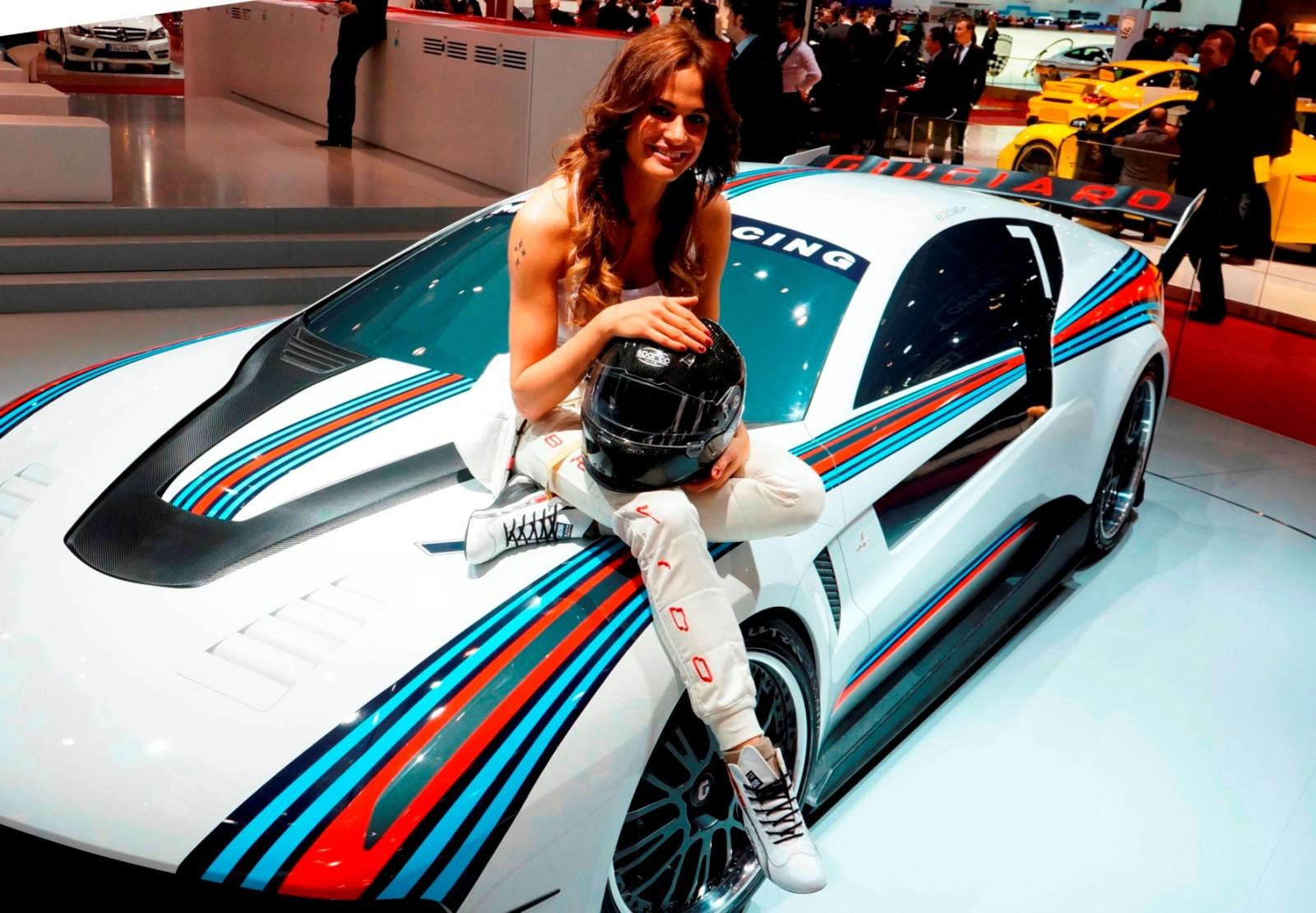 2012 Giugiaro BRIVIDO Martini Racing 3