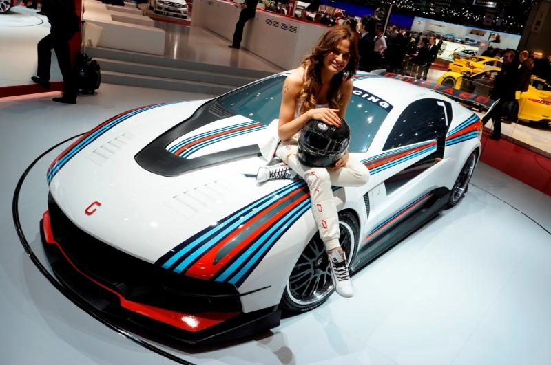 2012 Giugiaro BRIVIDO Martini Racing 4