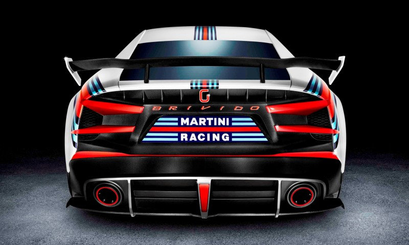 2012 Giugiaro BRIVIDO Martini Racing 6