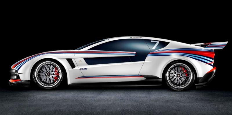 2012 Giugiaro BRIVIDO Martini Racing 7