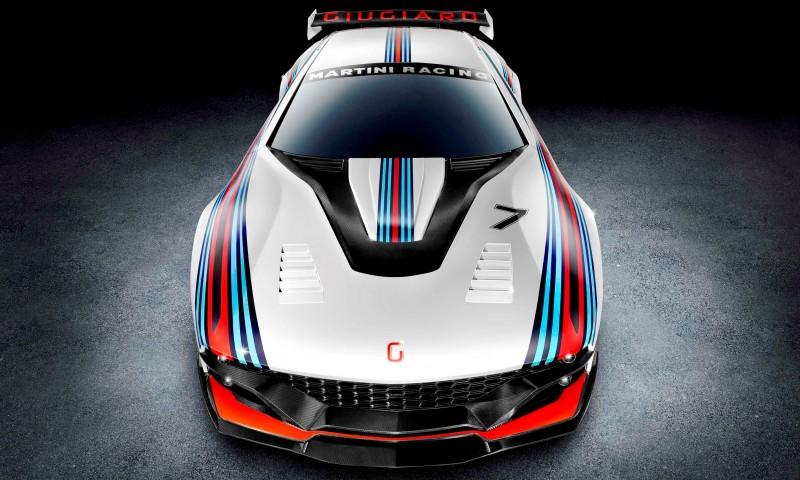 2012 Giugiaro BRIVIDO Martini Racing 8