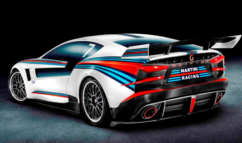 2012 Giugiaro BRIVIDO Martini Racing 9