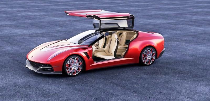 2012 ItalDesign Giugiaro BRIVIDO Concept 10
