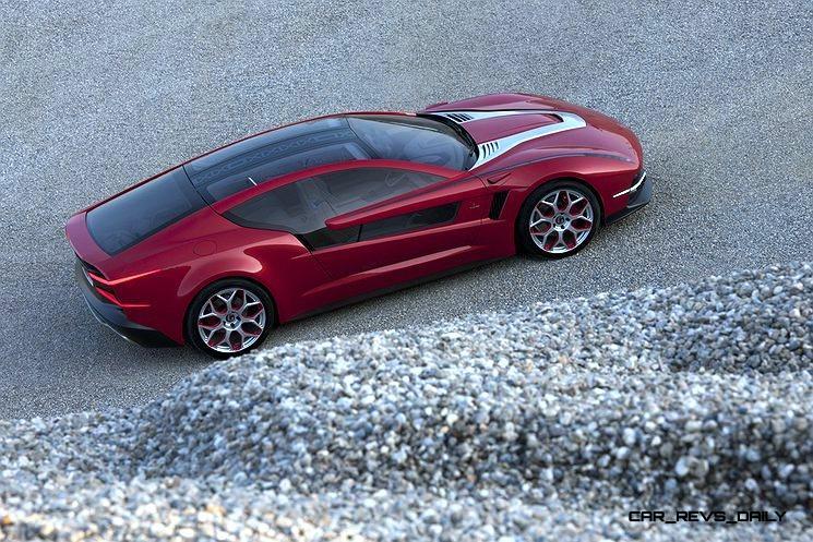 2012 ItalDesign Giugiaro BRIVIDO Concept 11