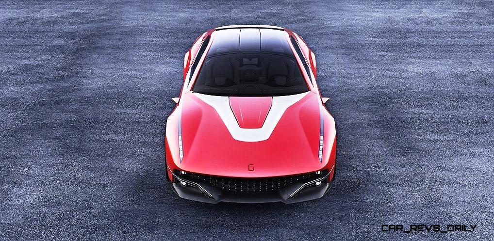 2012 ItalDesign Giugiaro BRIVIDO Concept 12