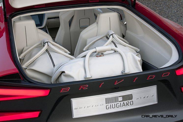 2012 ItalDesign Giugiaro BRIVIDO Concept 17