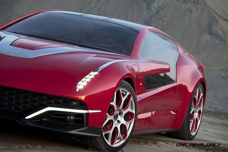 2012 ItalDesign Giugiaro BRIVIDO Concept 20