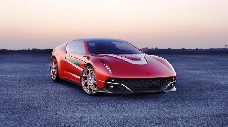 2012 ItalDesign Giugiaro BRIVIDO Concept 21