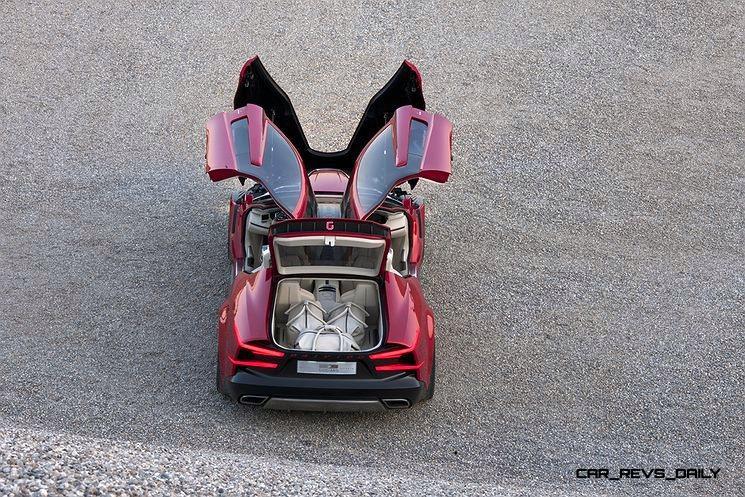2012 ItalDesign Giugiaro BRIVIDO Concept 24