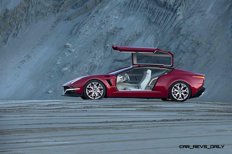 2012 ItalDesign Giugiaro BRIVIDO Concept 25