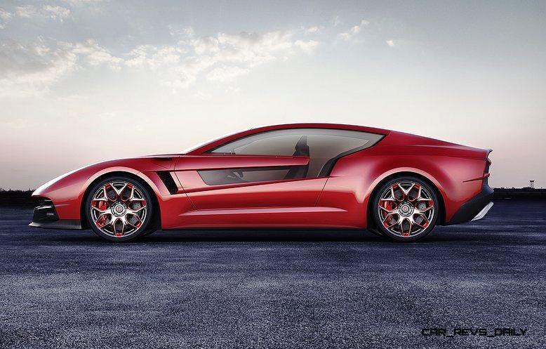 2012 ItalDesign Giugiaro BRIVIDO Concept 27