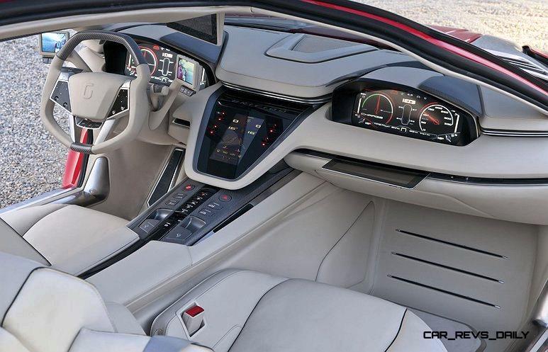 2012 ItalDesign Giugiaro BRIVIDO Concept 28