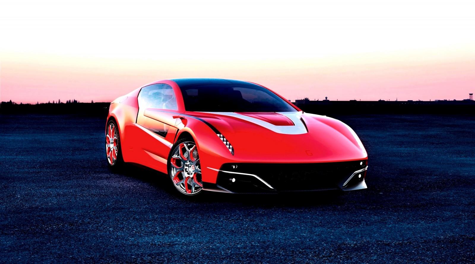 2012 ItalDesign Giugiaro BRIVIDO Concept 29