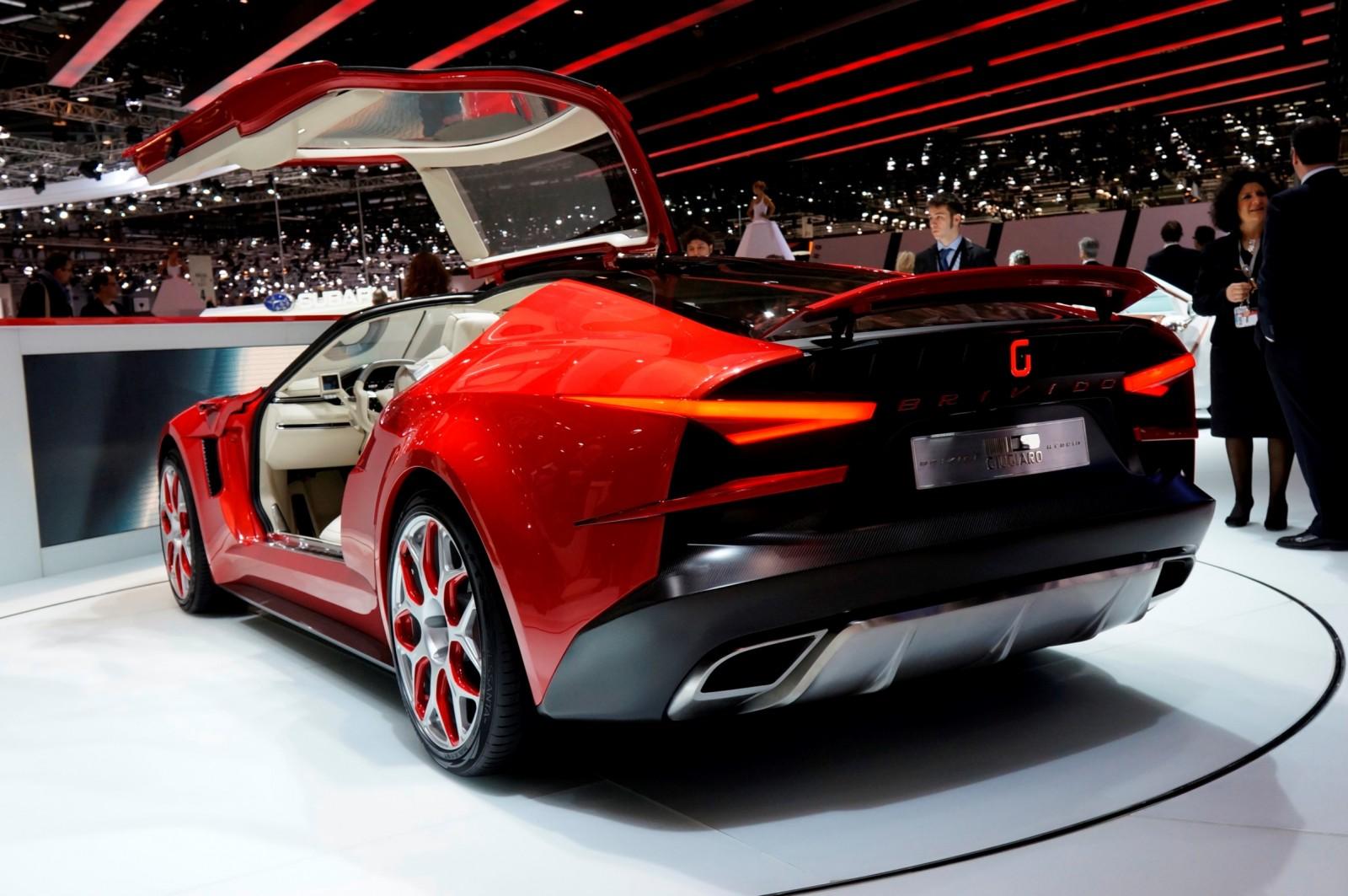 2012 ItalDesign Giugiaro BRIVIDO Concept 3