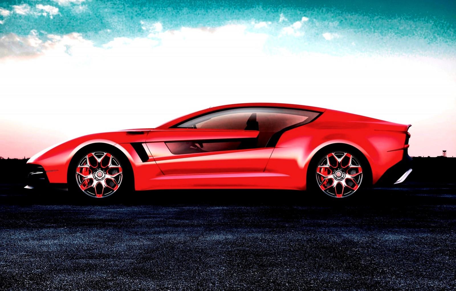 2012 ItalDesign Giugiaro BRIVIDO Concept 30