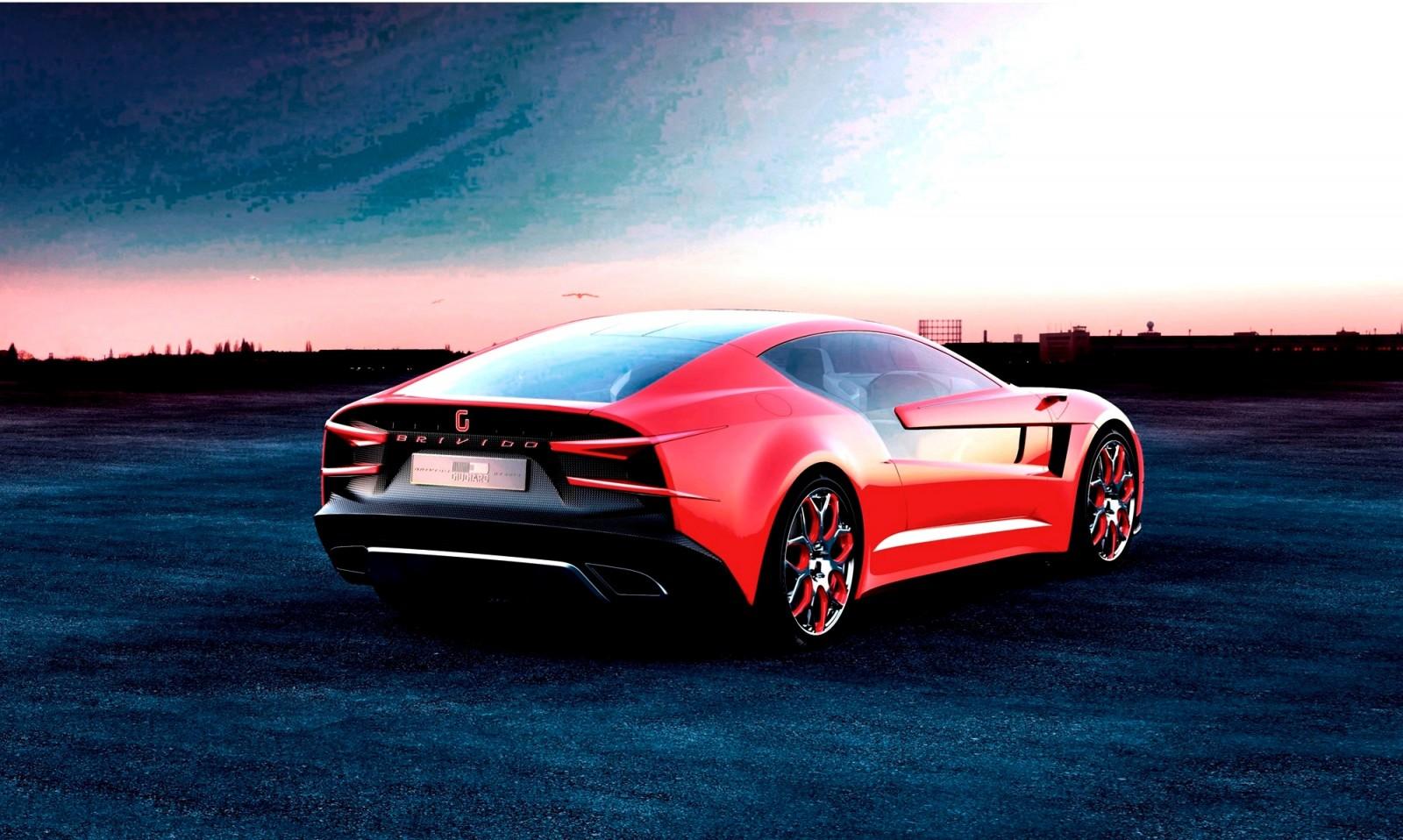 2012 ItalDesign Giugiaro BRIVIDO Concept 31
