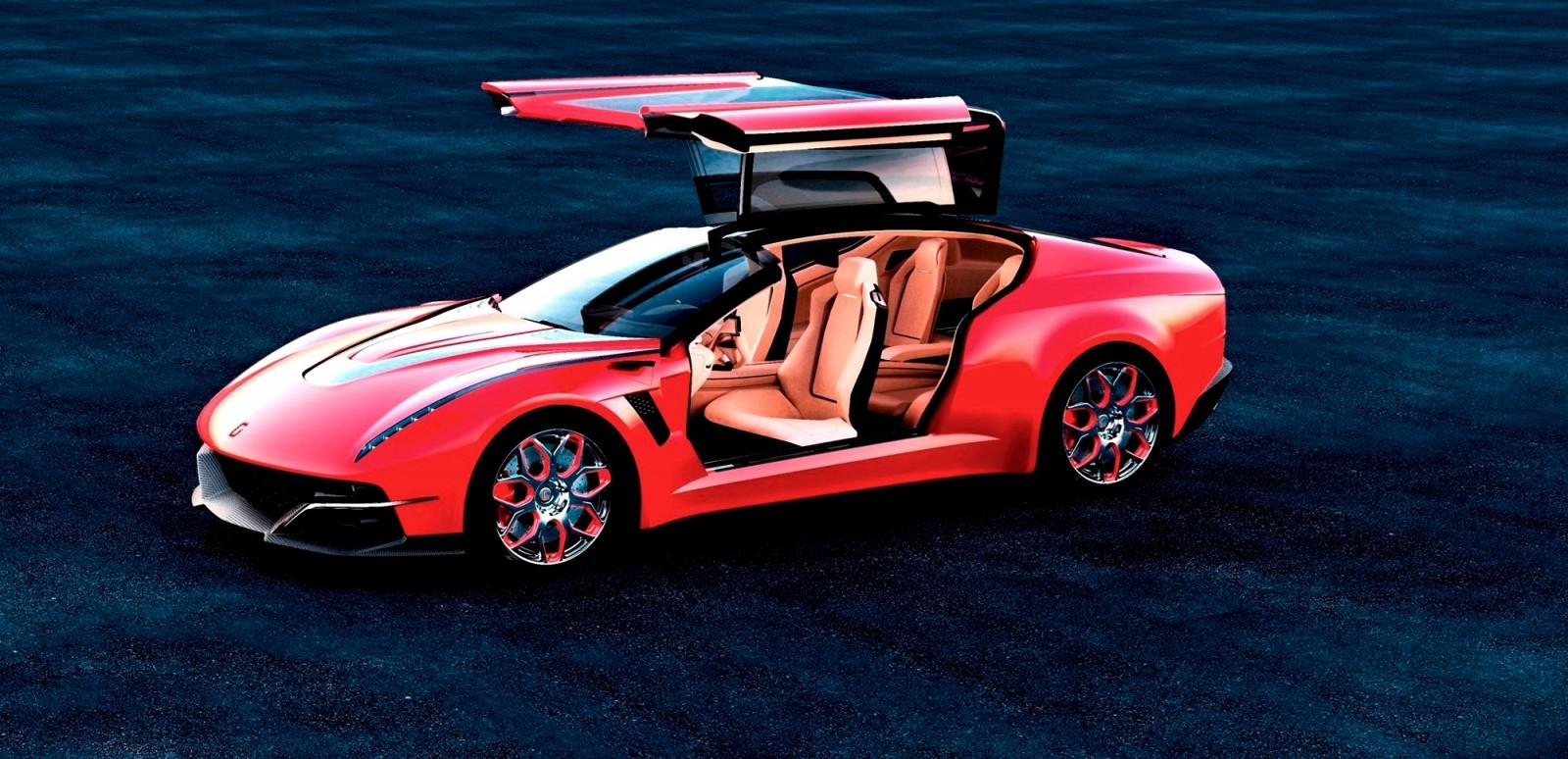 2012 ItalDesign Giugiaro BRIVIDO Concept 33