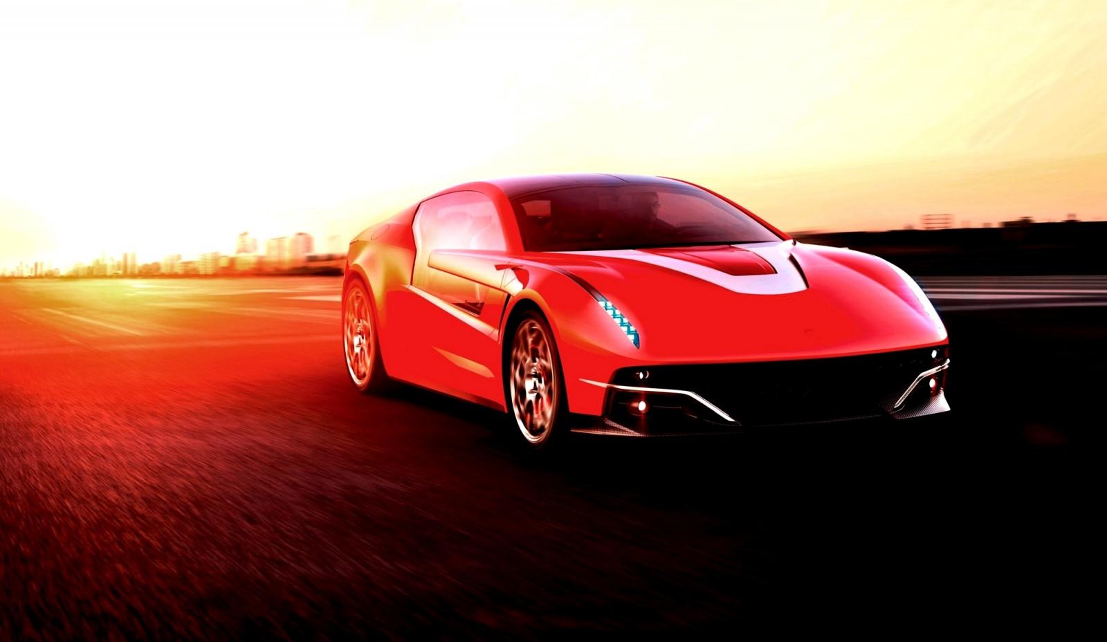 2012 ItalDesign Giugiaro BRIVIDO Concept 34
