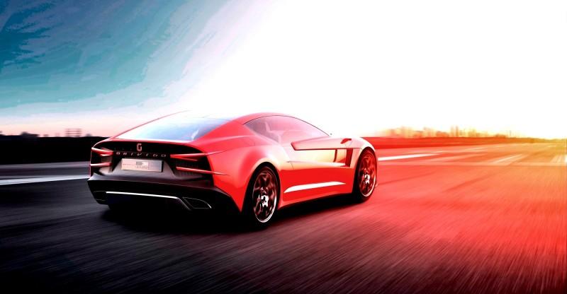 2012 ItalDesign Giugiaro BRIVIDO Concept 35