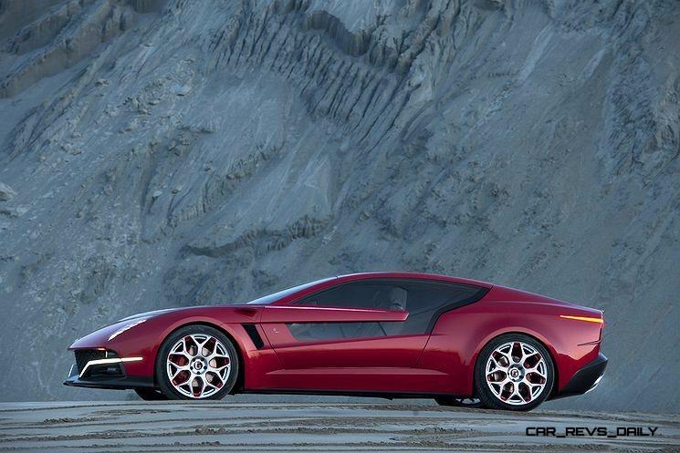 2012 Italdesign Giugiaro Brivido Concept 41
