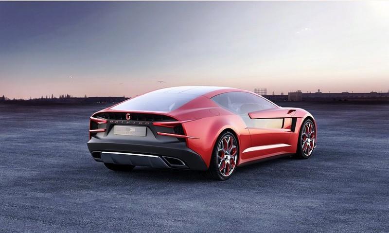 2012 ItalDesign Giugiaro BRIVIDO Concept 44