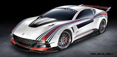 2012 ItalDesign Giugiaro BRIVIDO Concept 45