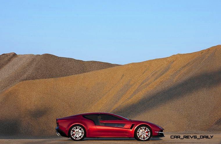 2012 ItalDesign Giugiaro BRIVIDO Concept 46