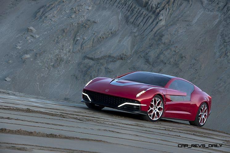 2012 ItalDesign Giugiaro BRIVIDO Concept 47