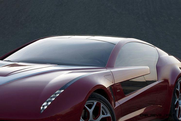 2012 Italdesign Giugiaro Brivido Concept 48