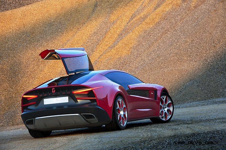 2012 ItalDesign Giugiaro BRIVIDO Concept 49