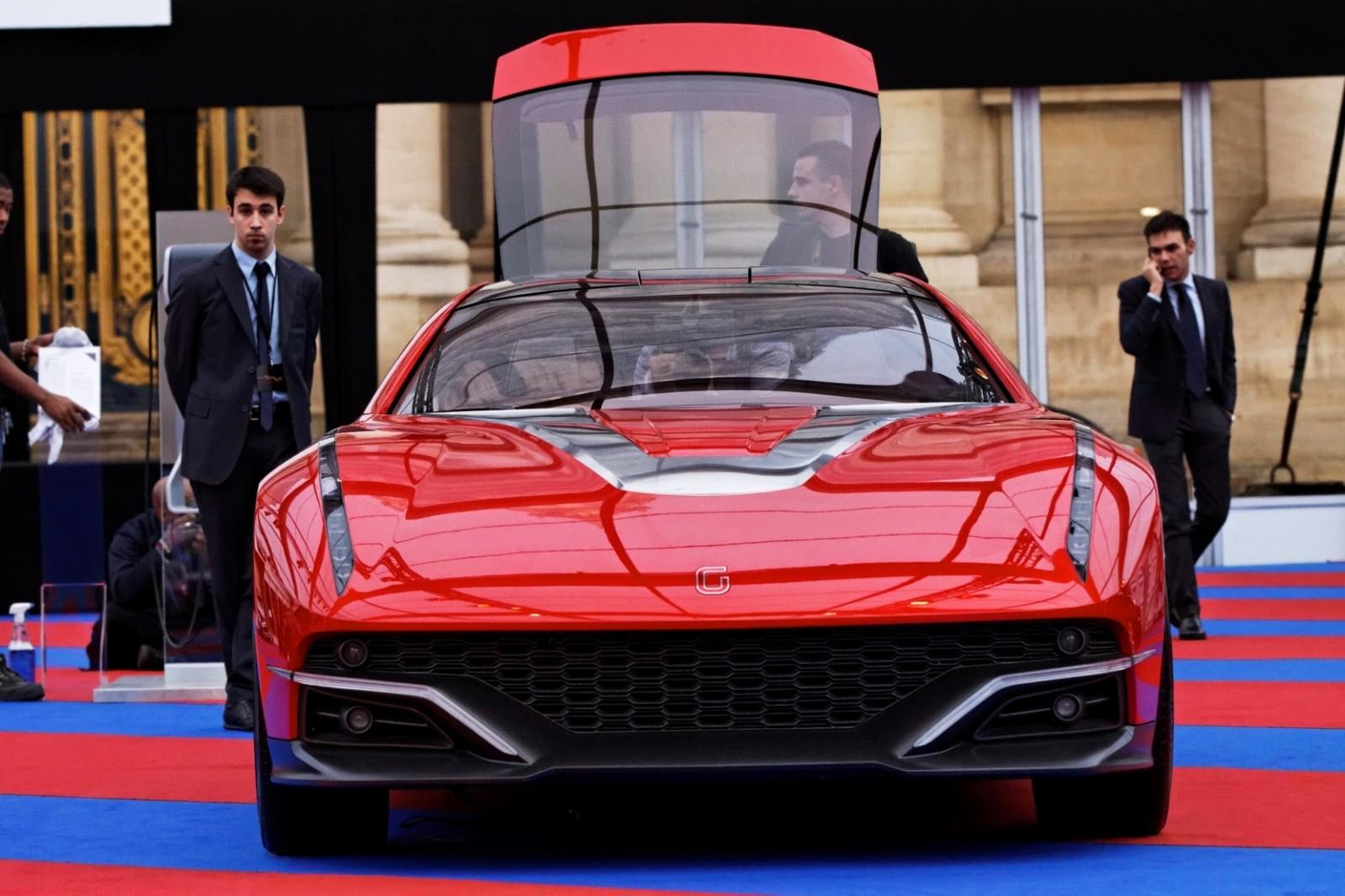 2012 ItalDesign Giugiaro BRIVIDO Concept 50