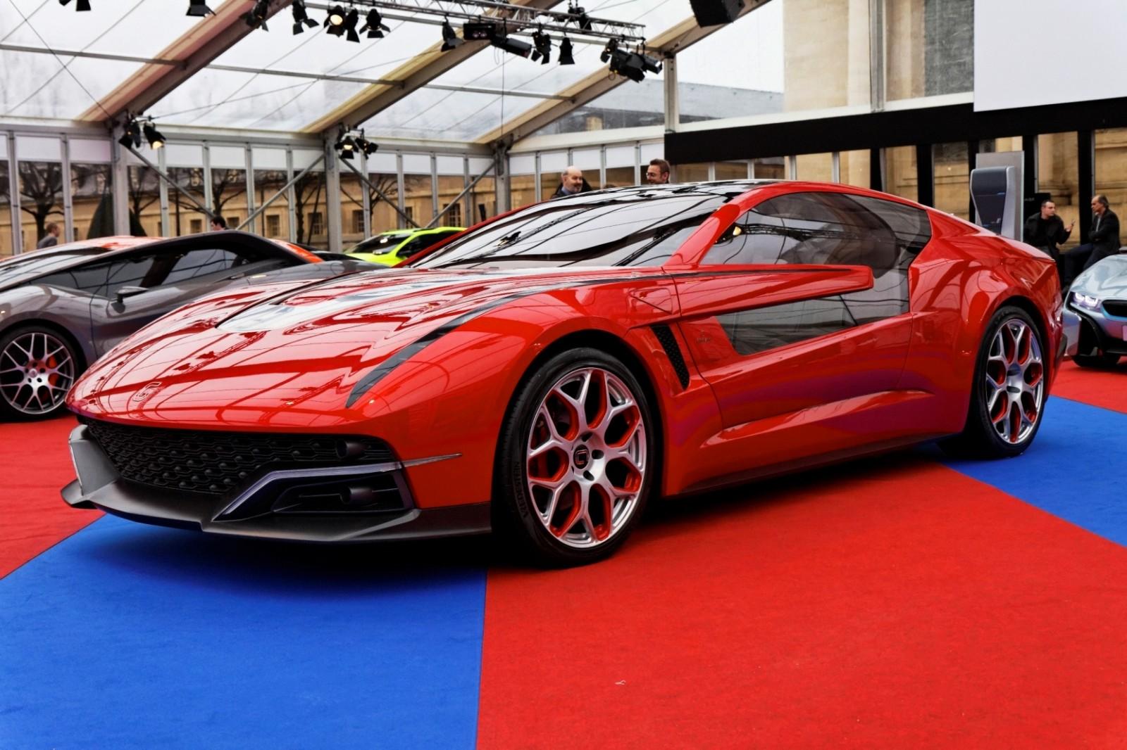 2012 ItalDesign Giugiaro BRIVIDO Concept 53