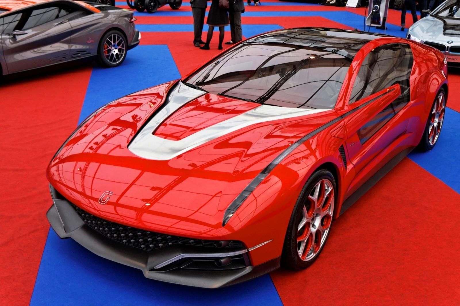 2012 ItalDesign Giugiaro BRIVIDO Concept 54