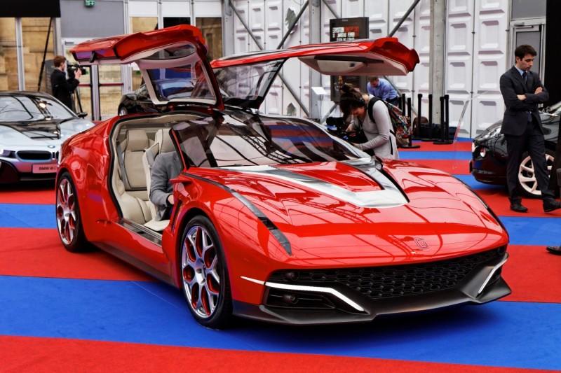 2012 ItalDesign Giugiaro BRIVIDO Concept 55