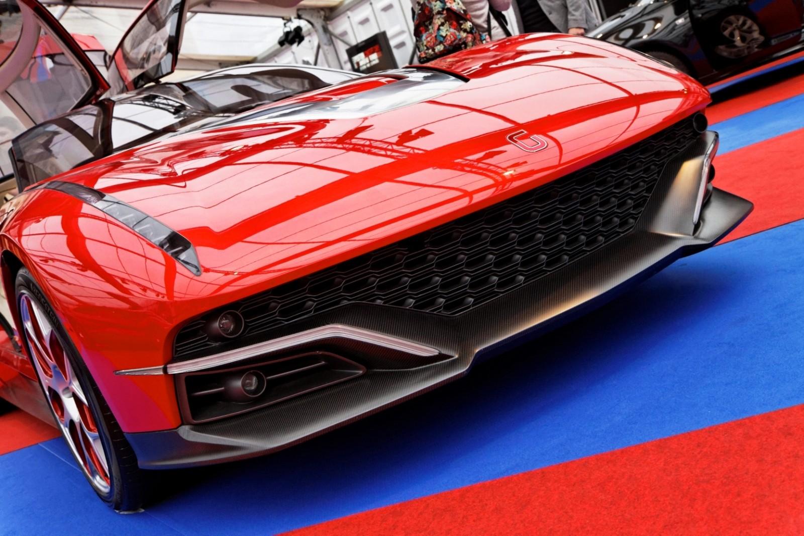2012 ItalDesign Giugiaro BRIVIDO Concept 56