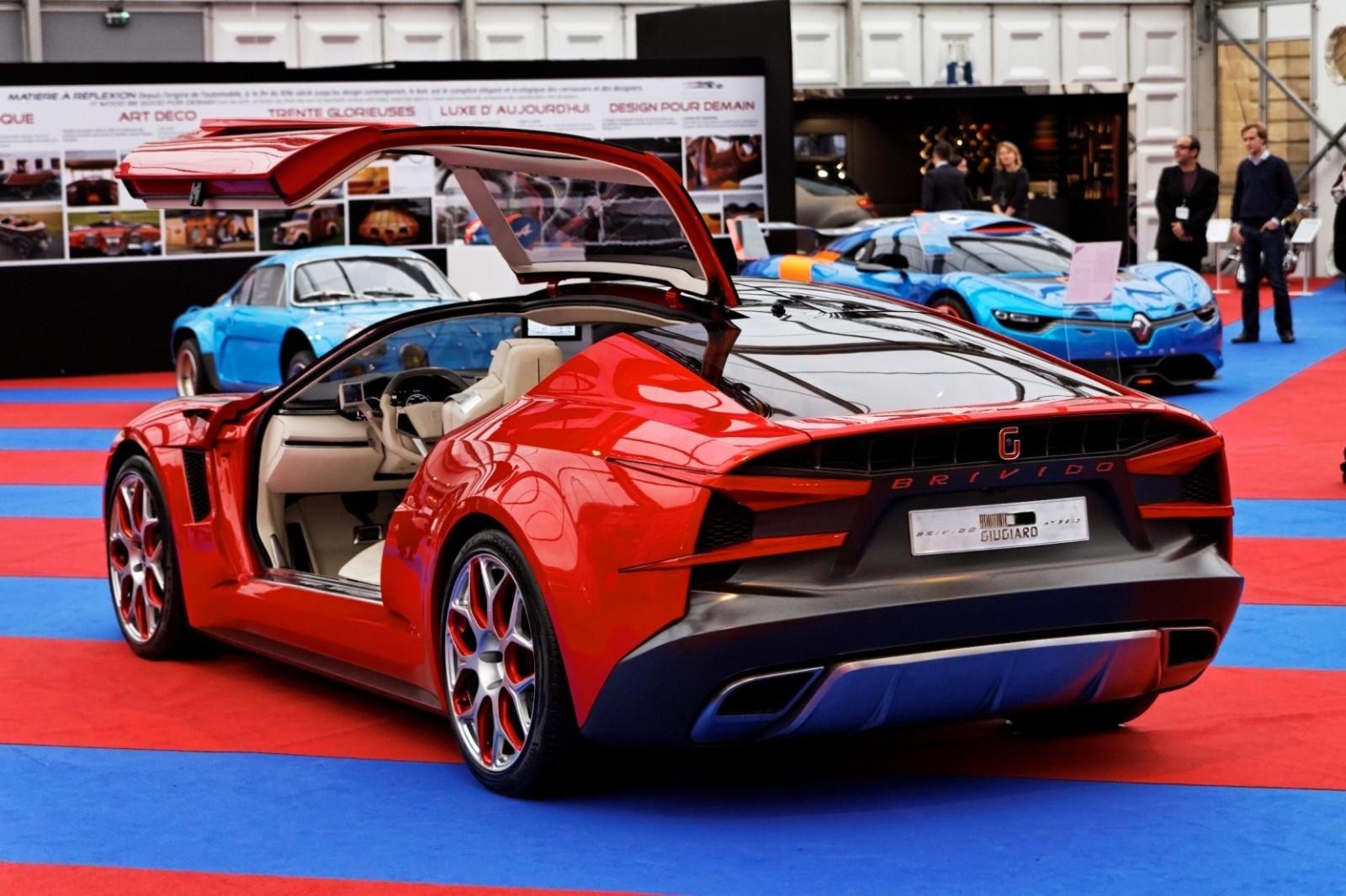 2012 ItalDesign Giugiaro BRIVIDO Concept 57