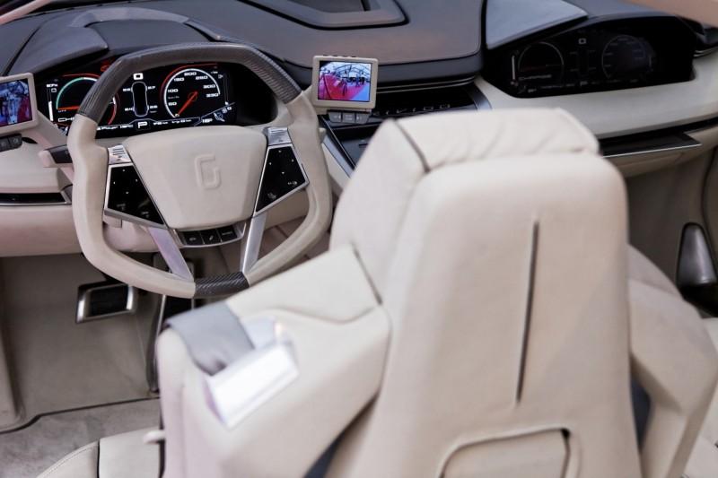 2012 ItalDesign Giugiaro BRIVIDO Concept 58