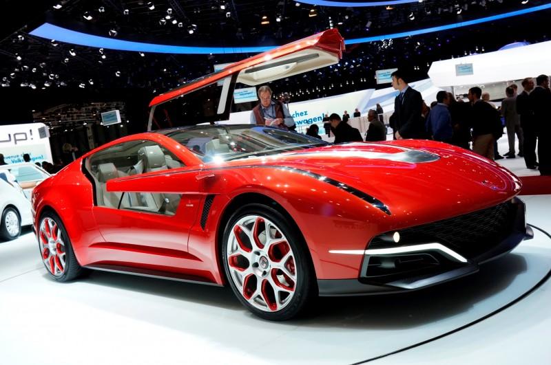 2012 ItalDesign Giugiaro BRIVIDO Concept 7
